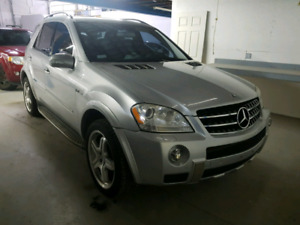 2008 Mercedes Benz ML 63
