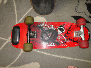 "70's - 27"" 360 Skateboard with Track Force Trux"