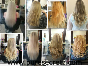 HAIR EXTENSIONS - THE BEST HAIR THE BEST INSTALLATION Peterborough Peterborough Area image 9