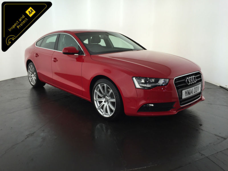 2014 AUDI A5 SE TECHNIK TDI AUTOMATIC 1 OWNER SERVICE HISTORY FINANCE PX WELCOME