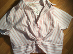Barely Used Young Adult Female Clothing- Size M/L