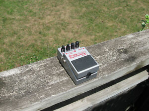 Boss SYB-3 Bass Synth Pedal $100 SYB3 Synthesizer