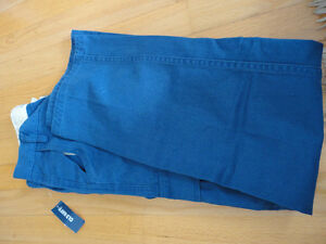 Brand new with tags Boy's Old Navy blue cargo pants Size 14 London Ontario image 2