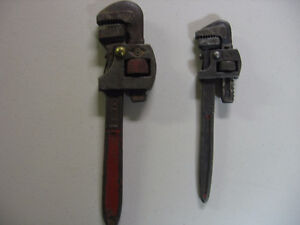 """Pipe wrench 6"""" et 8"""""""
