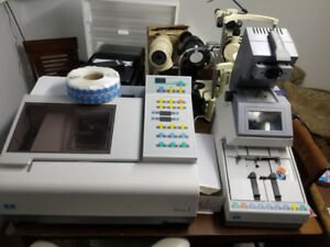 OPTICAL STORE///LAB  EDGER MACHINE  FOR SALE