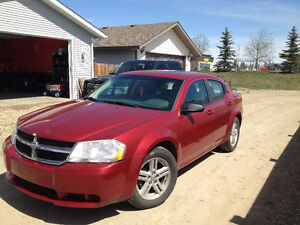 2008 DODGE AVENGER SEDAN..SOLD...SOLD....SOLD