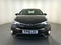 2016 TOYOTA AVENSIS BUSINESS EDITION DIESEL SAT NAV 1 OWNER SERVICE HISTORY