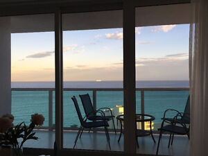 MIAMI,FLORIDE-Sunny Isles-20 floor DIRECT OCEAN VIEW - RENOVATED