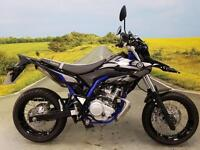Yamaha WR125X 2015**2614 MILES, 1 FORMER KEEPER, FIRST SERVICE DONE**