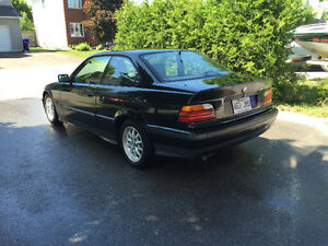 1995 BMW 3-Series 325is Coupe Gatineau Ottawa / Gatineau Area image 4