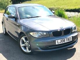 2008 BMW 118 2.0TD 2008MY d Edition ES