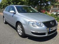 2008 57 VOLKSWAGEN PASSAT 2.0 TDI SE 5 DR ESTATE LOW MILEAGE