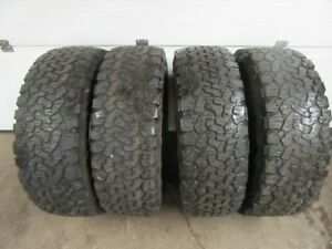 4-LT265/65R18 BFGOODRICH ALL TERRAIN K02 T/A WINTER TIRES