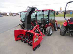 2017 TYM 254HST Tractor Package St. John's Newfoundland image 2