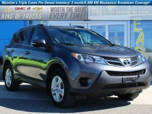 2014 Toyota RAV4 LE | Heated Seats | CD
