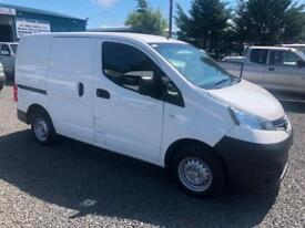 Nissan NV200 1.5dCi ( 89bhp ) ( Euro 5 ) SE 2012 12 reg 1 owner from new