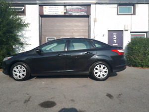 2013 ford focus se $7995 plus taxes