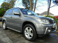 SUZUKI GRAND VITARA 2.0 16v COMPLETE WITH M.O.T HPI CLEAR INC WARRANTY