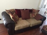 Scs sofa 3 months old barely used