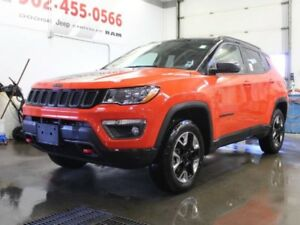 2018 JEEP COMPASS Trailhawk Loaded!!