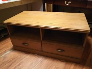 TV Stand in OAK