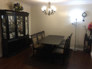 Main floor of semi detached house with 3 Bed rooms for Rent