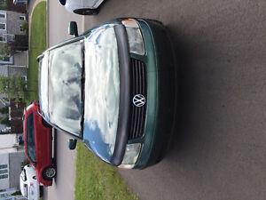 2000 Volkswagen Passat Familiale