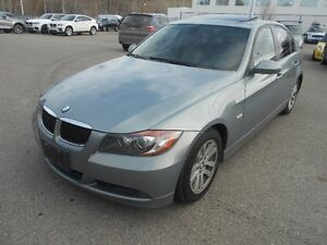 2007 BMW 328i Excellent Condition 146000KMS