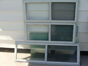 Storm windows/ Thermo windows  & Plan Glass