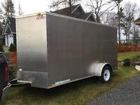Cargomate V-Nose Trailer For Sale