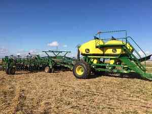 JD 1910 Air Cart with 41' 1820 Drill