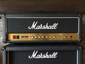 Marshall JCM2000 DSL 50  Head 50 Watts Made In The UK