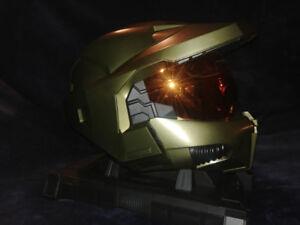 Casque Halo 3 Master Chief