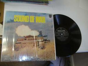 Soundtrack-Philips-Korean-War-LP-SOUND-OF-WAR-Self-Titled-on-Philips
