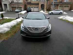 2013 Hyundai Sonata With Winter and Spring Tires