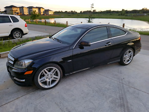 2012 Mercedes Benz C350 Sport Coupe