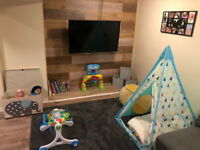 In-home unlicensed child care