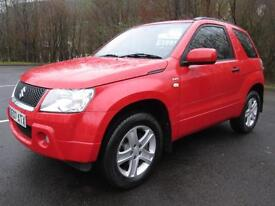 07/07 SUZUKI GRAND VITARA 1.6 VVT IN RE WITH ONLY 54,000 MILES