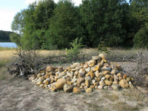 WANTED - Rocks - Big or small for fill - will pickup