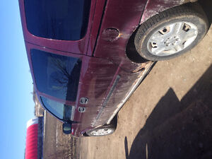 2008 Chevrolet uplander FOR PARTS AS IS