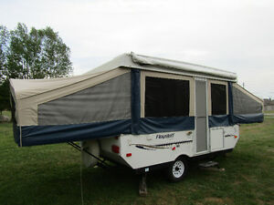 Large Tent Trailer for RENT