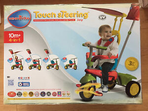 Tricycle 4 in 1