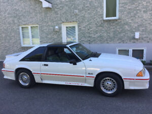 1988 Mustang GT Cobra rare T-tops showroom condition'
