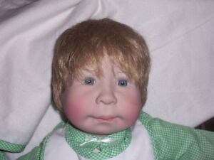 A VERY SPECIAL LEE MIDDLETON DOLL COMPANY DOLL