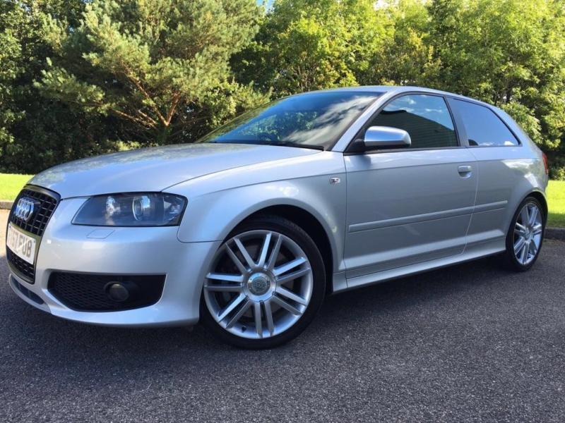2008 Audi S3 2.0T FSI quattro 3dr