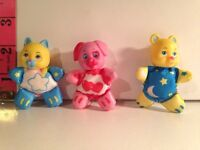 So small babies lot of 3. Vintage 1989 Lewis galoob