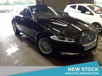 2014 JAGUAR XF 2.2d [163] SE Business Auto