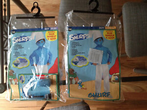 Qty 2 Smurf Costumes for Sale