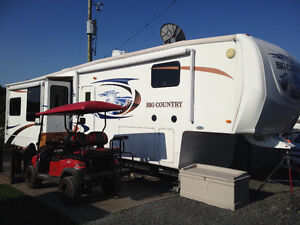 Fifth wheel Bigcountry