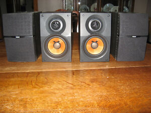 RCA Audio Surround Sound Speakers and Sub Woofer Sarnia Sarnia Area image 1